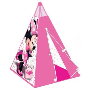 Worlds Apart Tipi Play Tent Minnie Mouse 100x100x120 cm Pink