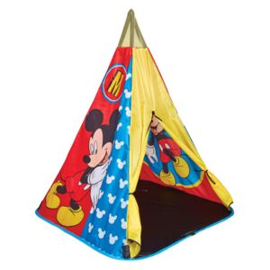 Worlds Apart Tipi Play Tent Mickey Mouse 100x100x120 cm