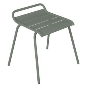 Monceau Stackable stool - / Steel by Fermob Green