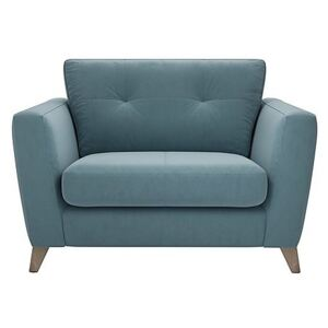 The Lounge Co. - Hermione Fabric Snuggler - Blue