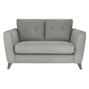 The Lounge Co. - Hermione 2 Seater Fabric Sofa - Grey