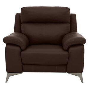 Missouri Leather Armchair - Brown- World of Leather