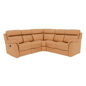 Relax Station Revive Leather Corner Sofa- World of Leather