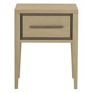 Durrell 1 Drawer Night stand - Brown
