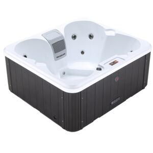 Gander 4-Person Patio Spa with Insulated Cover