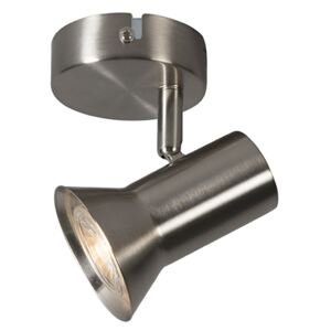 Ceiling and wall spot steel swivel and tiltable - Karin 1