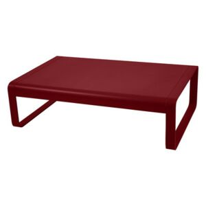 Bellevie Coffee table - W 103 cm by Fermob Red