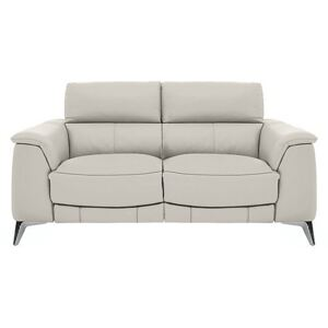 Odyssey 2 Seater Leather Static Sofa- World of Leather