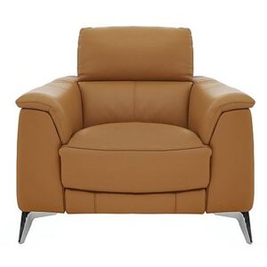 Odyssey Leather Static Armchair- World of Leather