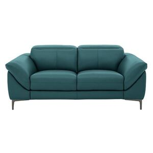 Galaxy 2 Seater Sofa with Manual Headrests- World of Leather