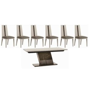 ALF - Andorra Dining Table and 6 Chairs