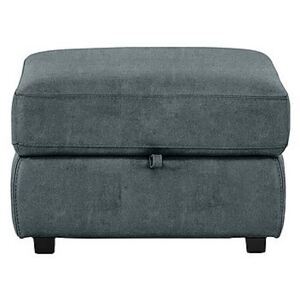 Touch Fabric Storage Footstool