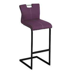 Ideas Handle-back Bar Stool with Cantilever Base