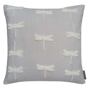Country Living French Knot Dragonfly Cushion - 45x45cm