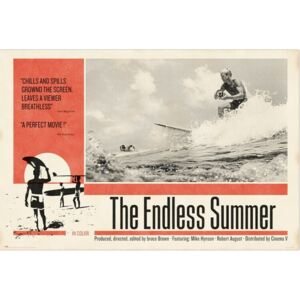 Poster The Endless Summer, (61 x 91.5 cm)