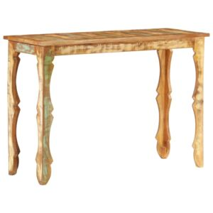 Console Table 110x40x76 cm Solid Reclaimed Wood