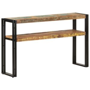 Console Table 120x30x75 cm Solid Reclaimed Wood