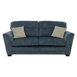 Nelly 3 Seater Fabric Sofa