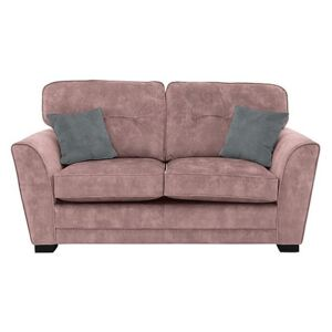 Nelly 2 Seater Fabric Sofa - Pink