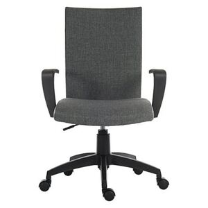 East River Work Chair - Grey