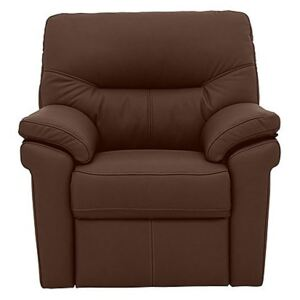 G Plan - Seattle Leather Power Recliner Armchair