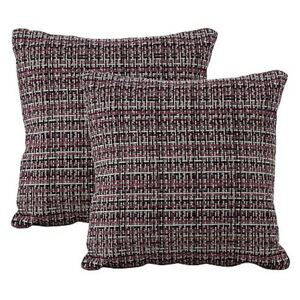Rosie Pair of Fabric Scatter Cushions - Pattern