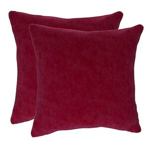 The Lounge Co. - Peyton Pair of Large Scatter Cushions - Pink