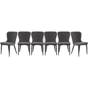 Set of 6 Donnie Chairs