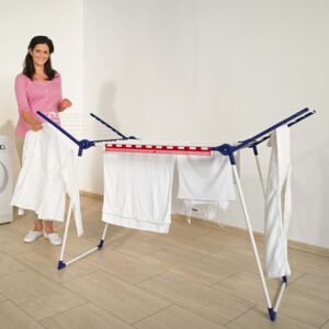 Leifheit Standing Airer Pegasus 200 with 4 small holders
