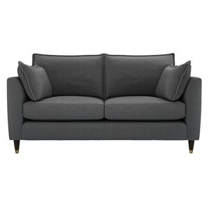 The Lounge Co. - Colette Fabric 2 Seater Sofa - Grey