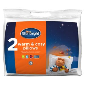 Silentnight Warm and Cosy Pillow Pair