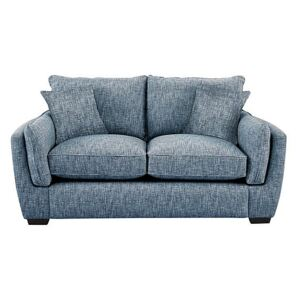 Living Proof Sofas - Griffin Fabric 2 Seater Sofa - Blue