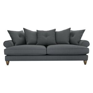 The Lounge Co. - Bronwyn 4 Seater Fabric Scatter Back Sofa