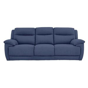 Touch 3 Seater Heavy Duty Fabric Sofa with USB Ports