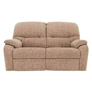 G Plan - Mistral 2 Seater Fabric Recliner Sofa