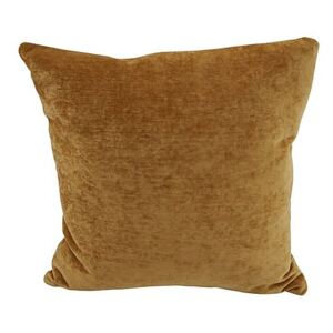 Living Proof Sofas - LivingProof Large Fabric Scatter Cushion - Yellow
