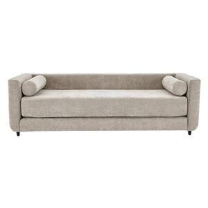 Esprit Fabric Day Bed - Silver