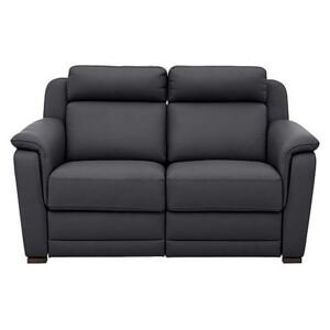 Nicoletti - Matera 2 Seater Leather Power Recliner Sofa with Pad Arms