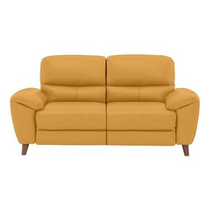 Silverstone 3 Seater Leather Sofa