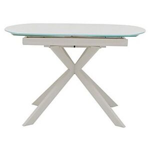 Wizard Extending Dining Table - White