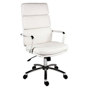 East River Pier 15 Office Chair - White