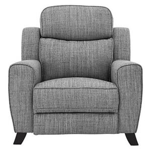 Comfort Story - Title Fabric Armchair - Grey