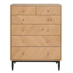 Ercol - Monza 6 Drawer Chest Of Drawers