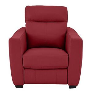 Compact Collection Midi Leather Armchair- World of Leather