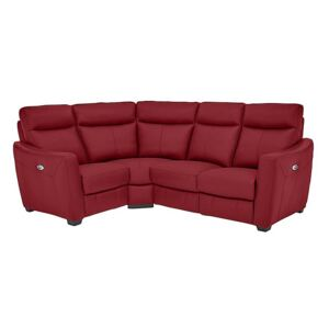 Compact Collection Midi Leather Corner Sofa- World of Leather