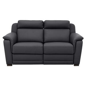 Nicoletti - Matera 2.5 Seater Leather Power Recliner Sofa with Pad Arms