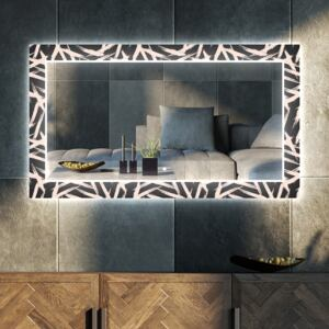 Entrance mirror for the living room