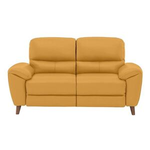 Silverstone 2 Seater Leather Sofa
