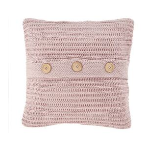 Damart Catherine Lansfield Chunky Knit Cushion Cover