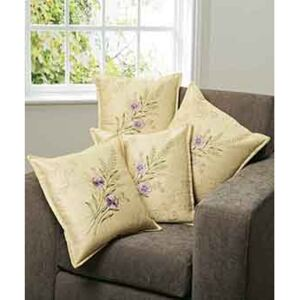 Damart Pack of 4 Delphi Cushion Covers